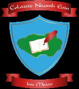 Coláiste Naomh Eoin logo